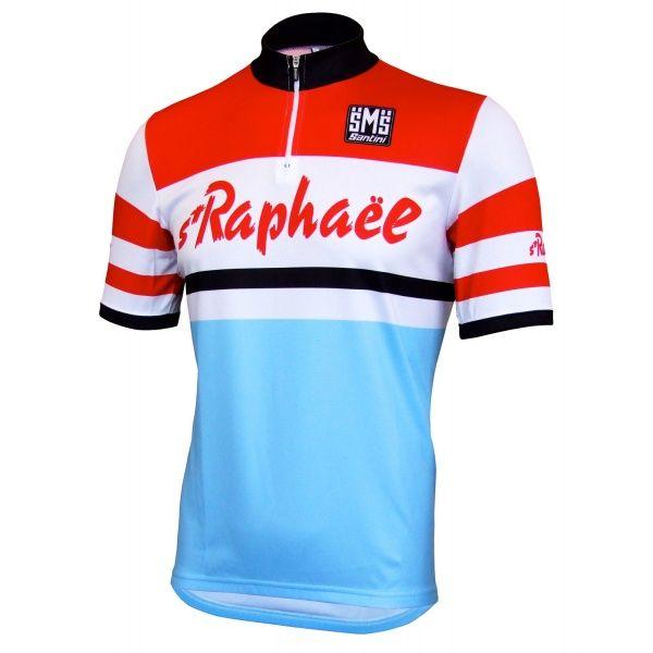 c0cef4504 St Raphael Retro Jersey - Short Sleeve