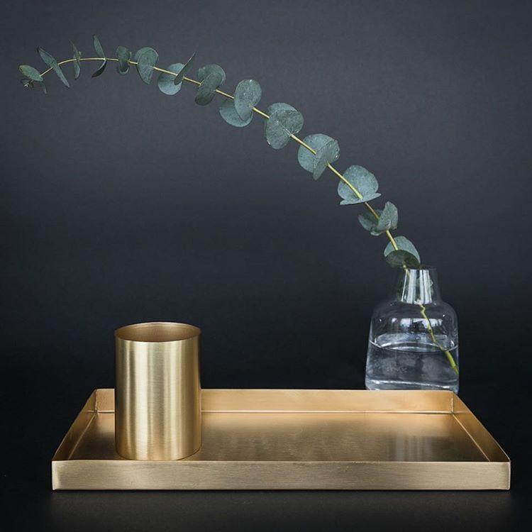 ferm LIVING Brass accessories: https://www.fermliving.com/webshop ...