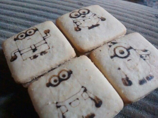 Biscoito minions