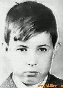 Sergei Kuzmin, killed by Andrei Chikatilo  | JEFFREY DAHMER