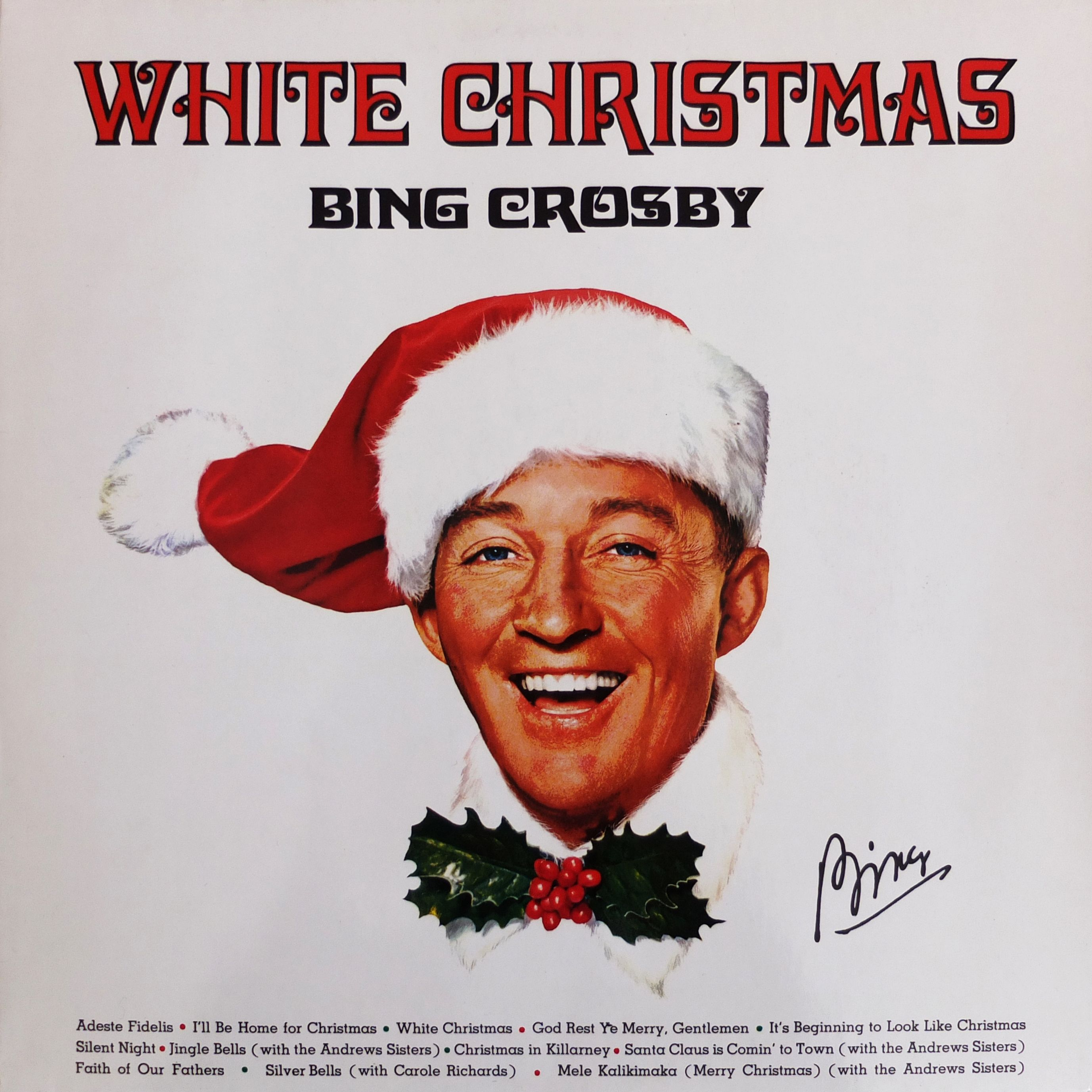 Bing Crosby White Christmas | Holiday in 2018 | Pinterest ...