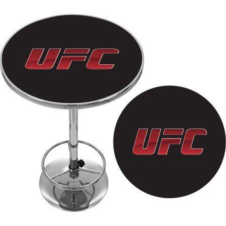 UFC Chrome Pub Table, Version 2, Silver