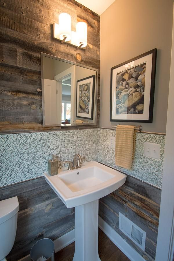 Bathroom Remodel With Stikwood: Small Shower Remodel, Shower