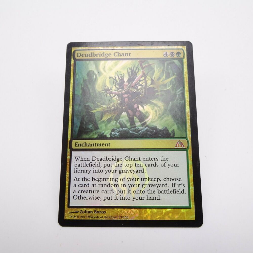1 PLAYED Decree of Annihilation Red Scourge Mtg Magic Rare 1x x1