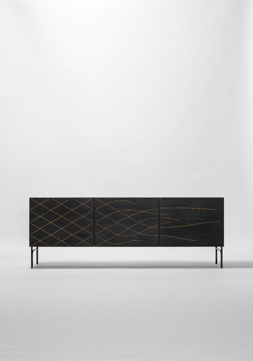 Couture cabinet door Färg & Blanche voor BD Barcelona Design ...
