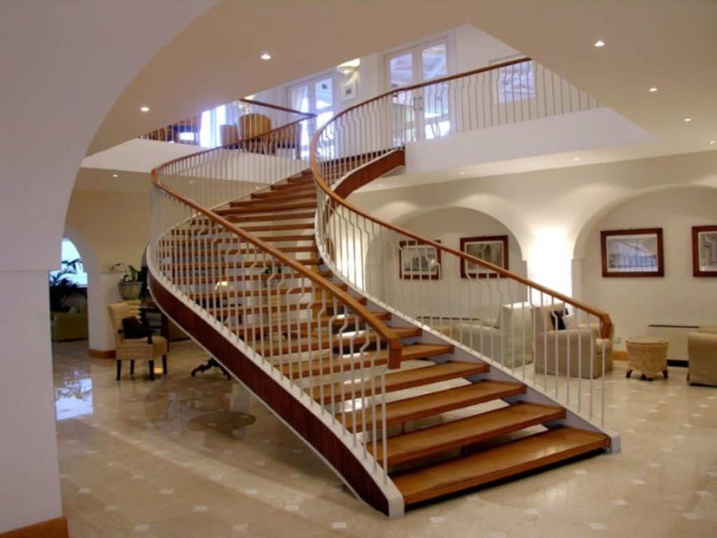 Marvelous Amazing Stairs Design With Ceramic Floor For Incrediable Home Ideas Modern Stairs  Design For Luxury Interior Awesome Ideas