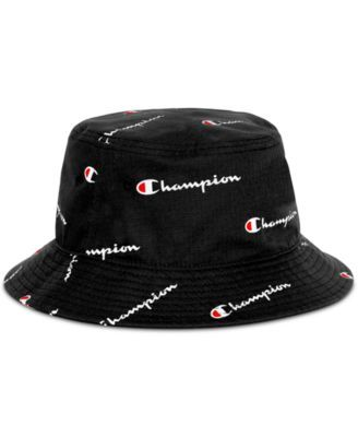 CHAMPION Champion Men S Logo Script Bucket Hat.  champion   activewear e88cf895d4fe
