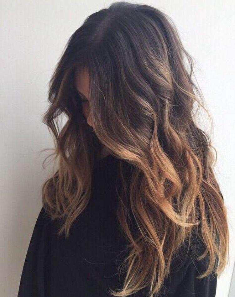 Dark brown to light brown ombr hair pinterest light browns dark brown to light brown ombr urmus Gallery