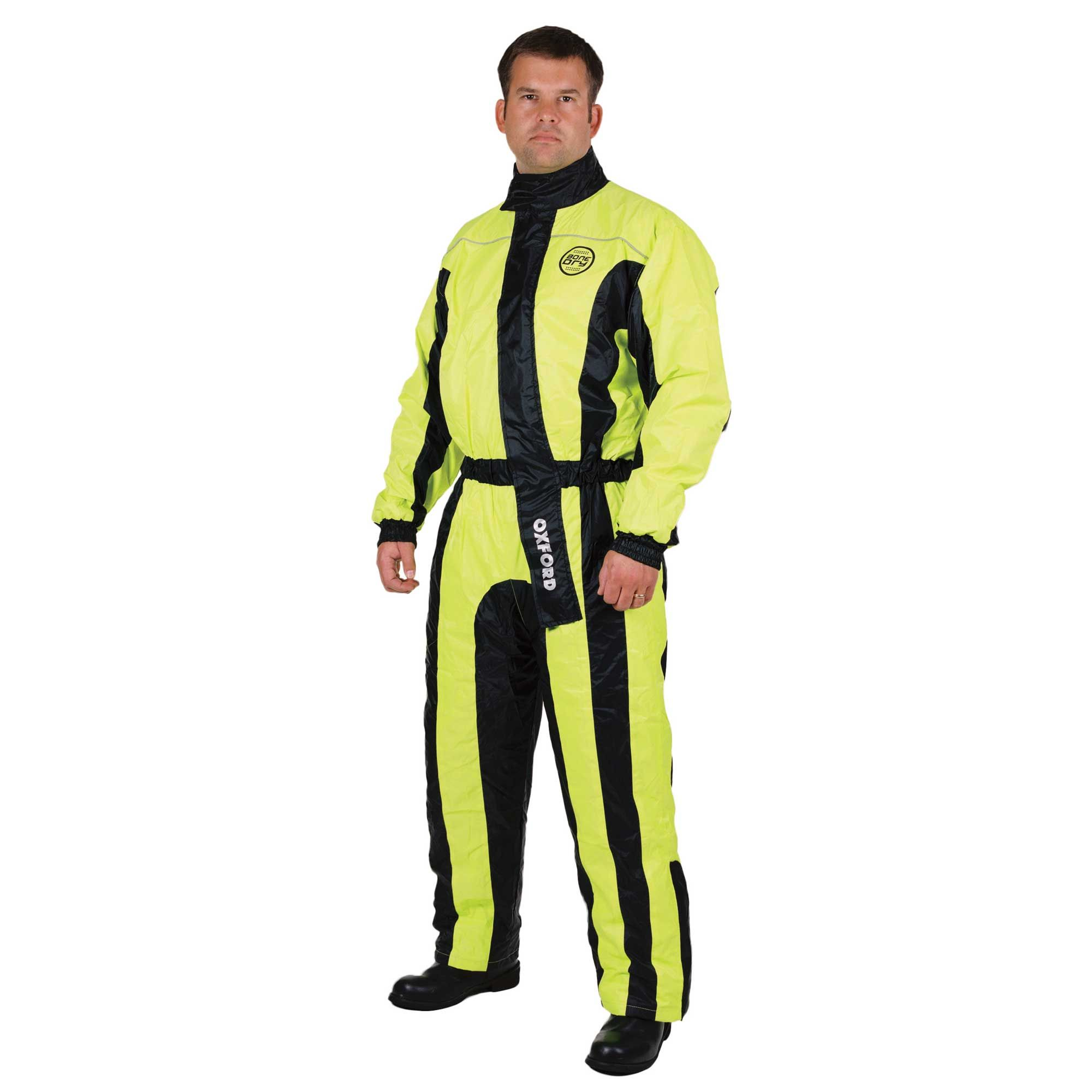 Oxford Bone Dry Over Suit Mens Snowsuit Motorcycle Outfit Suits