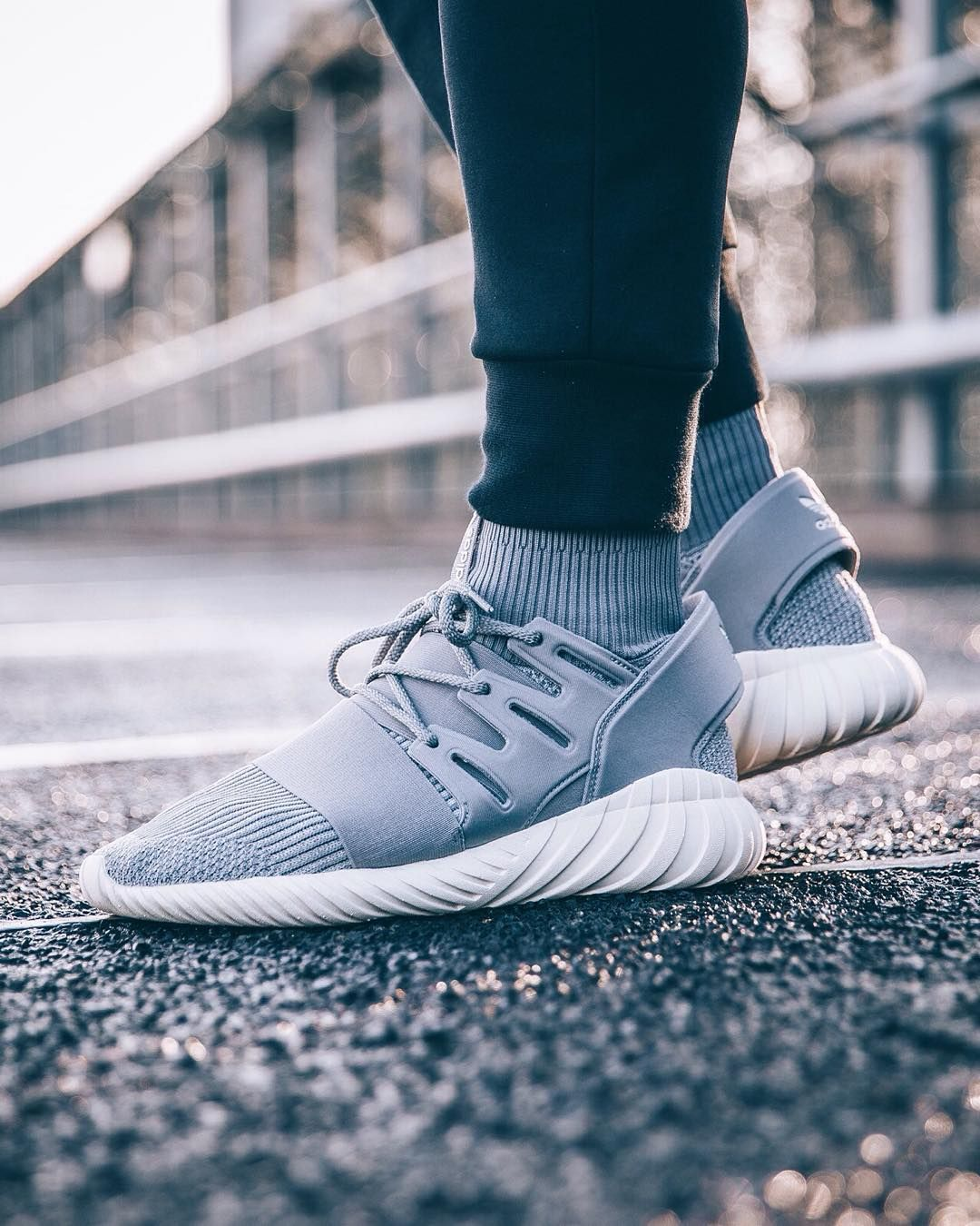 Adidas Tubular Runner Purple