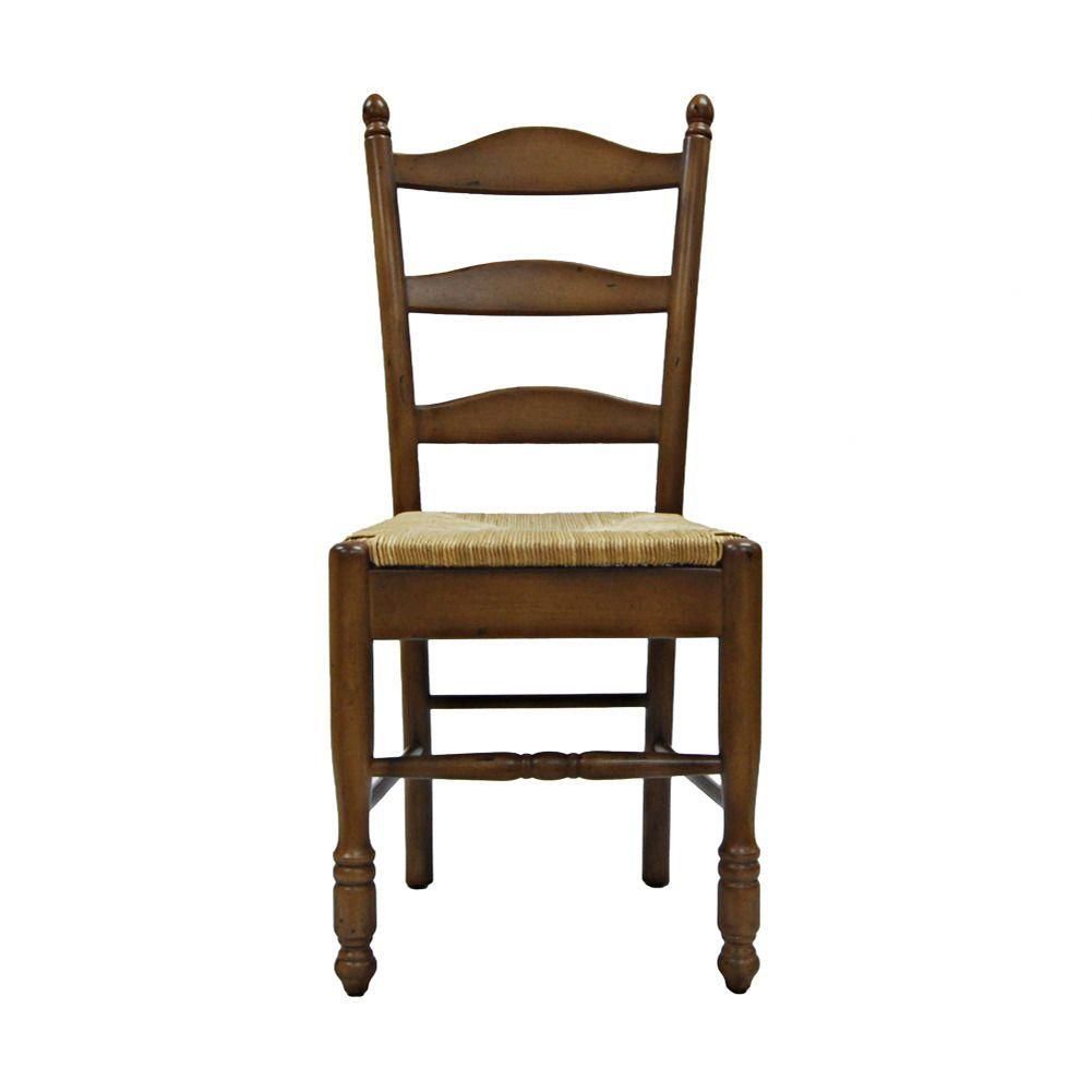Carolina Cottage Vera English Pine Dining Chair Kitchen