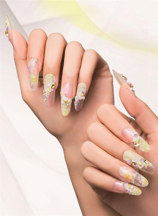 Japan Nailist Association Unveils Nail Art Trends for 2015 ...