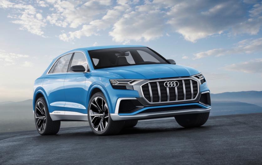 2019 Audi Q8 Release Date, Redesign, Hybrid, RS >> 2018 Audi Q8 Colors Release Date Redesign Price Audi Is Amongst