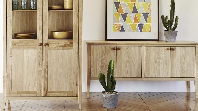 Cactuses, like these one from Freedom, are one of this season's hottest home trends