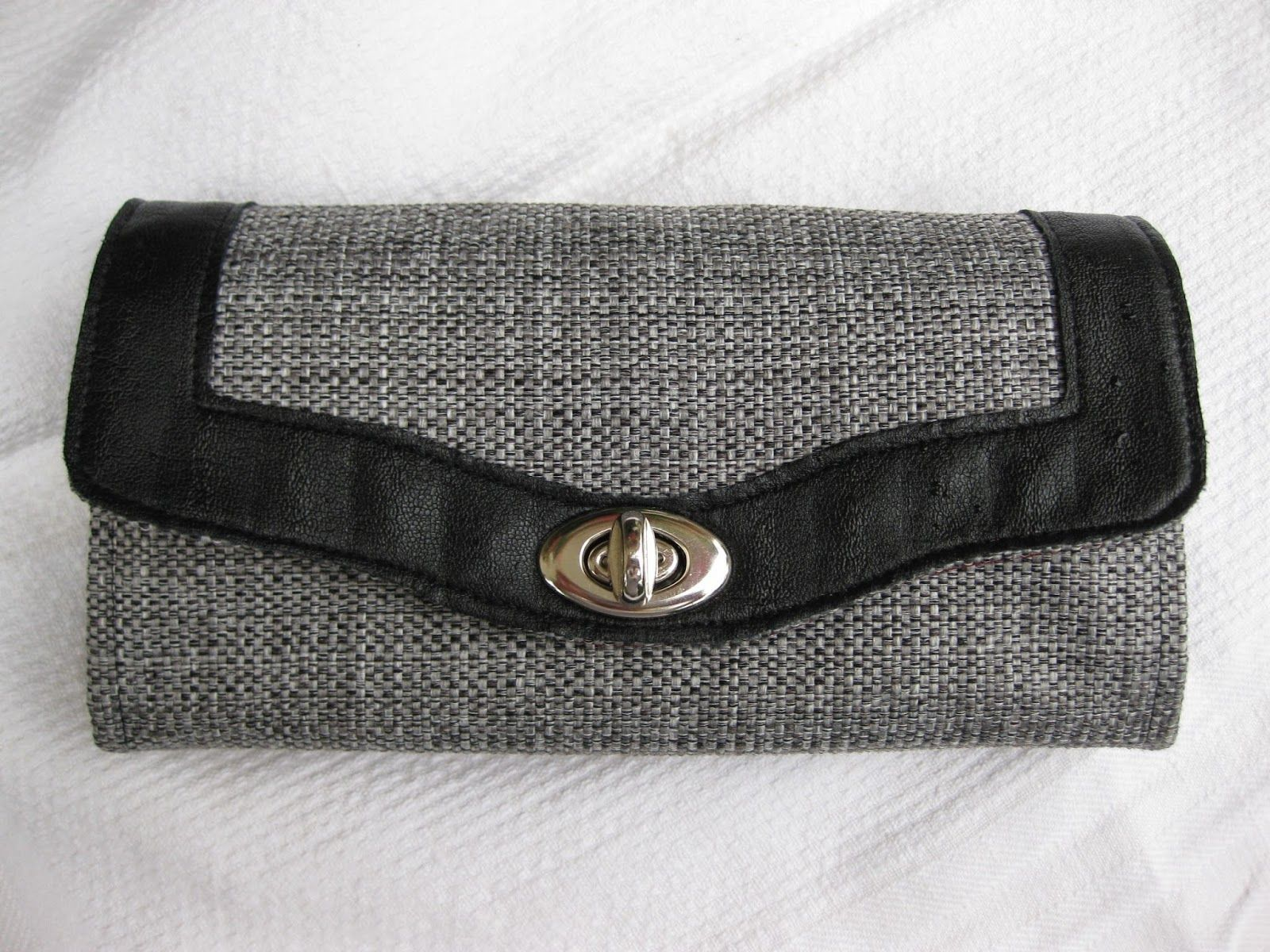 Necessary Clutch Wallet | Bags I\'ve made | Pinterest | Geldbörse und ...
