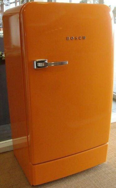 Good Old Retro Bosch Fridge This Would Be Awesome For