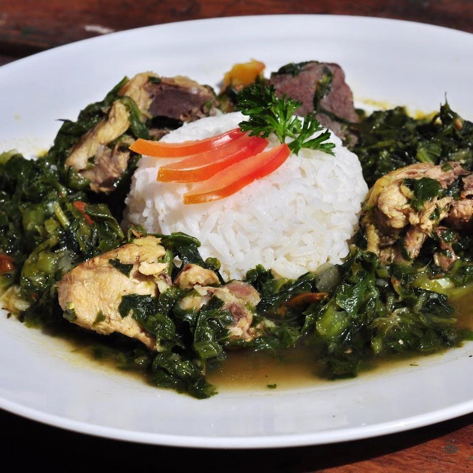 Gastronomie recette malgache le romazava african for Afro fusion cuisine