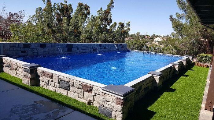 Islander Inground Pools Secard Pools Prefabricated Swimming Pool Cheap Inground Pool Inground Pools
