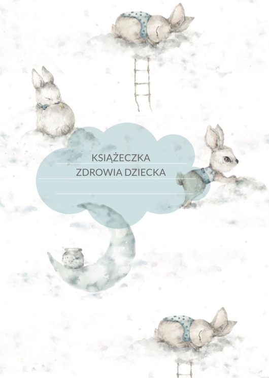 Etui Na Ksiazeczke Zdrowia Niebieskie Pakamera Pl Baby Projects Poster Movie Posters