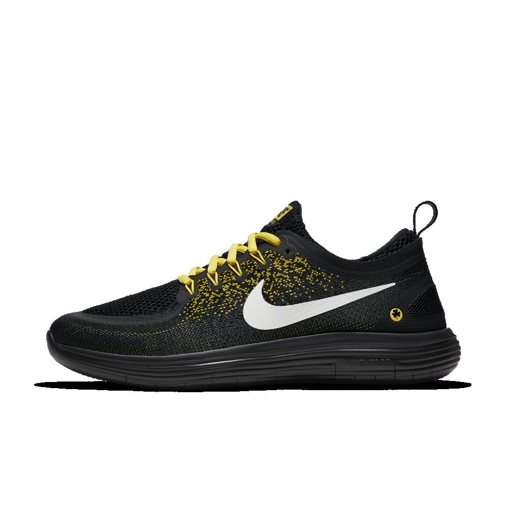 Nike Free Rn Distance 2 Boston Men S Running Shoe Size 6 5 Black Running Shoes For Men Nike Nike Free Rn
