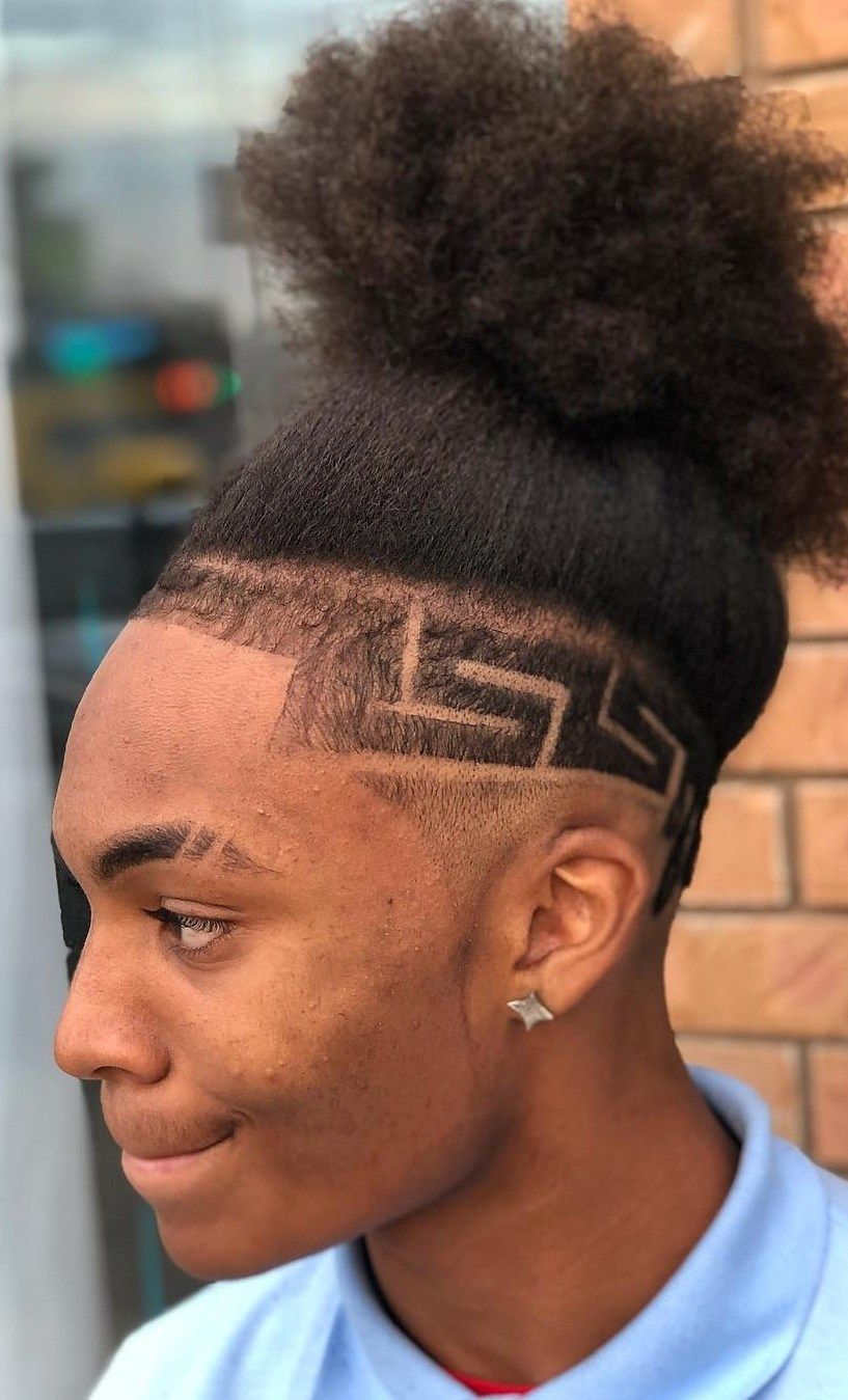 30 trendy undercut hairstyles to compliment your beard right