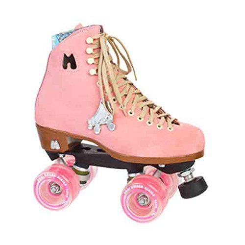 Robot Check Roller Skates Soft Leather Boots Outdoor Roller Skates