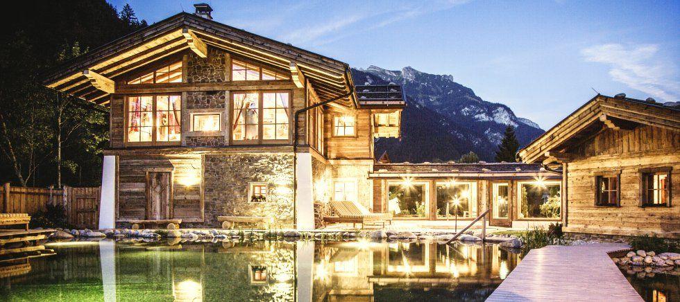 Hotel Achensee Wellnesshotel Tirol Hotel Pertisau Kristall
