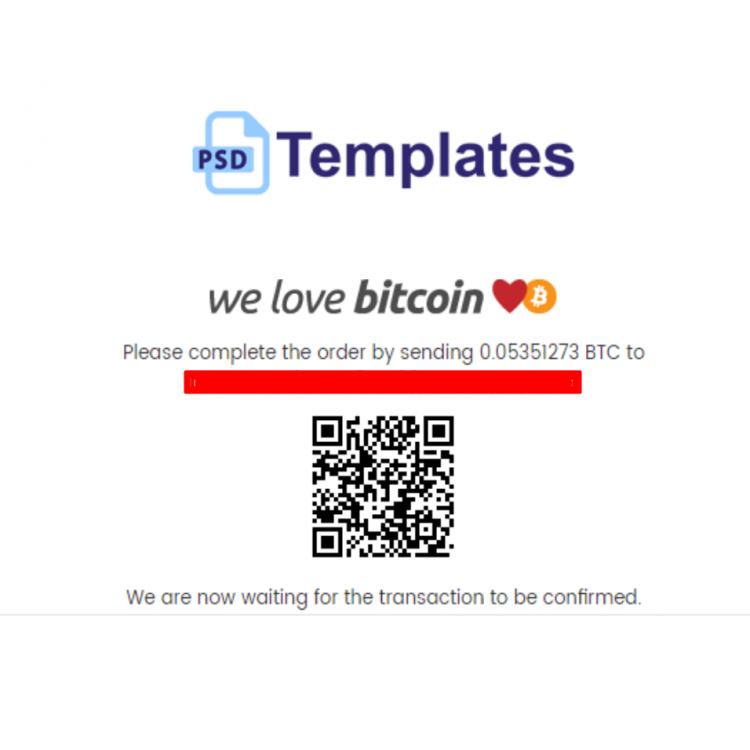 opencart bitcoin