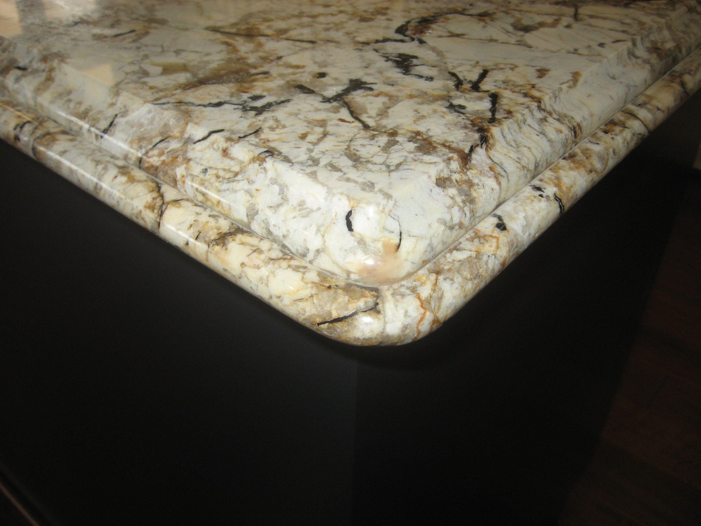 How To Make Concrete Countertops Look Like Granite | ... Countertop Buyers  Guidegranite Edge