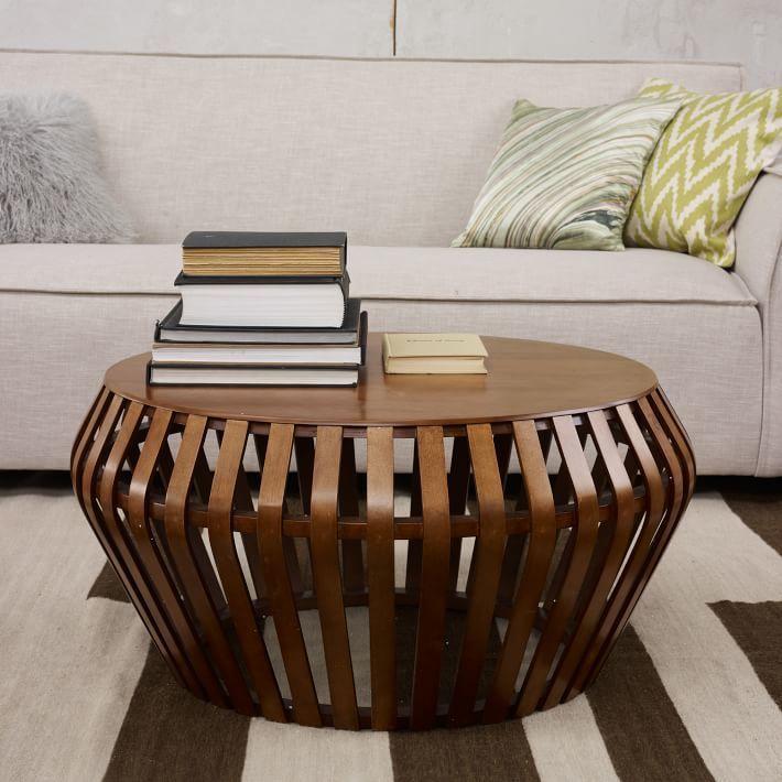 West Elm Bentwood Coffee Table Wohnzimmertische Couchtisch Modern Schoner Wohnen Wohnzimmer