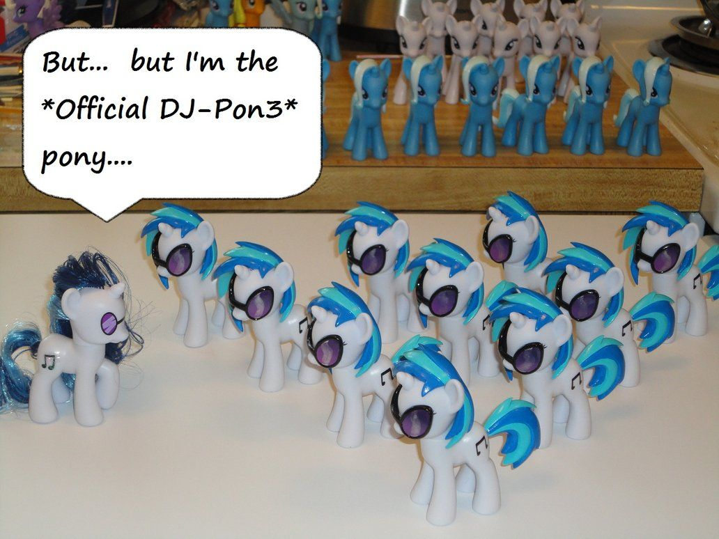 Mlp coloring pages dj pon 3 - But I M The Official Dj Pon3 By Otakusquirrel On Deviantart