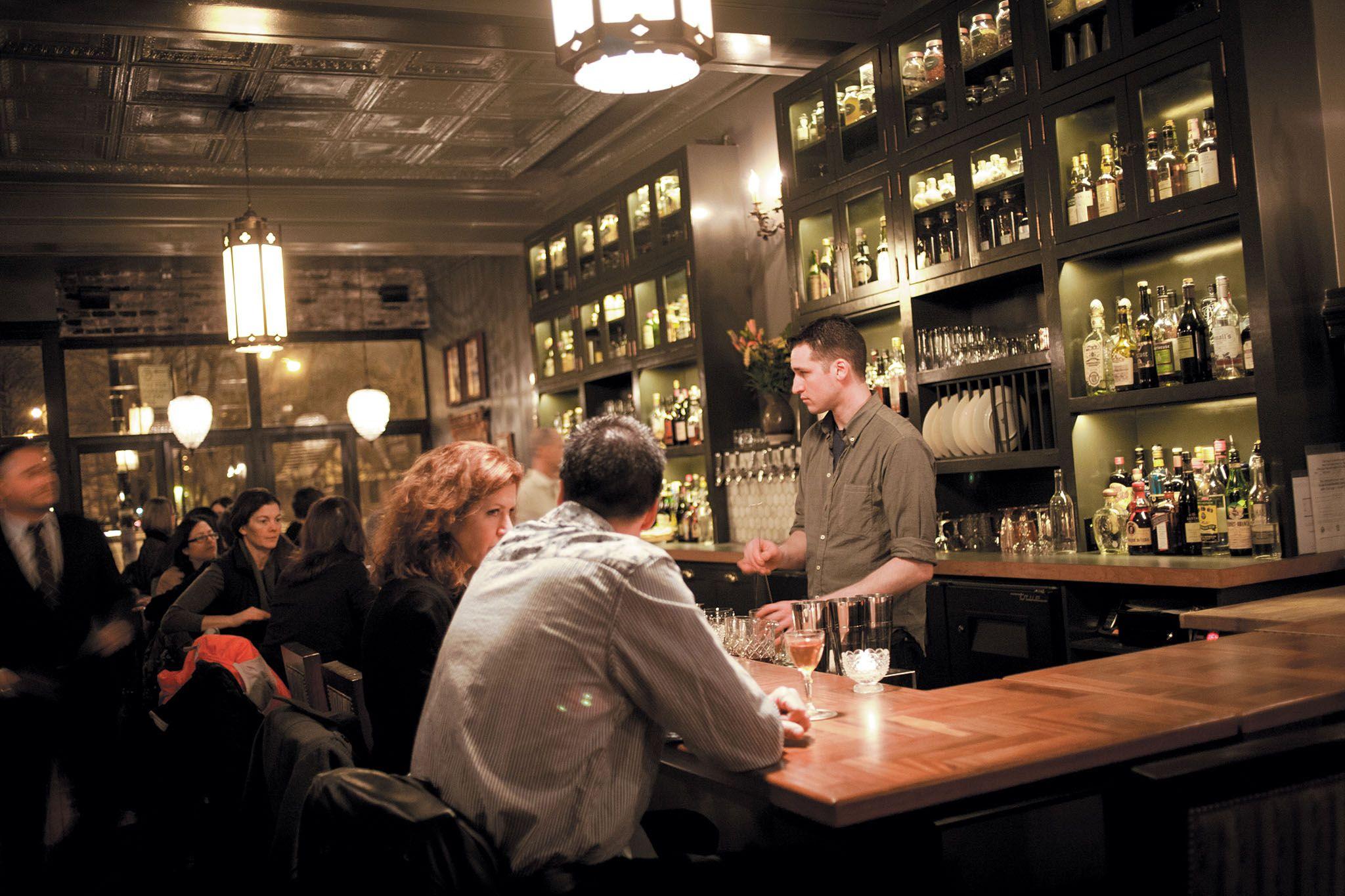 Billy Sunday Billy sunday, Chicago bars, Restaurant bar