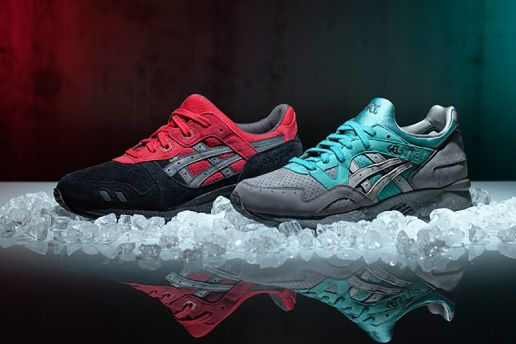 "ASICS GEL-Lyte ""Christmas"" Pack"
