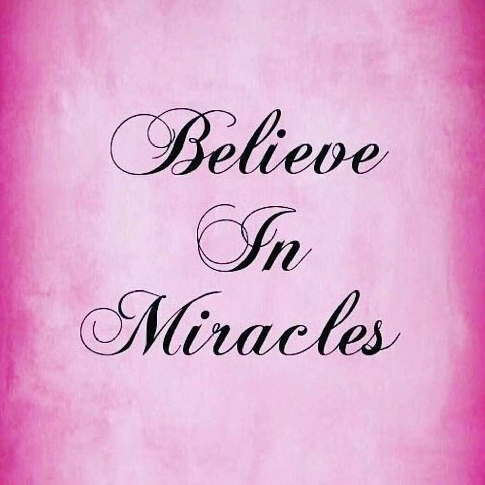 Believe in Miracles   CHRIST WALLPAPER   Pinterest   Dawn, Psychic ...