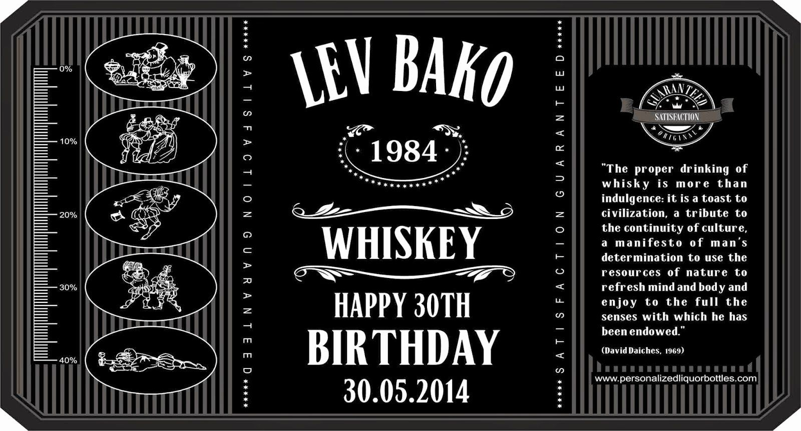 Free Jack Daniels Label Template Best Of Personalized Liquor Bottles Personalized Whiskey Bottles Bottle Label Template Label Templates Liquor Bottle Labels