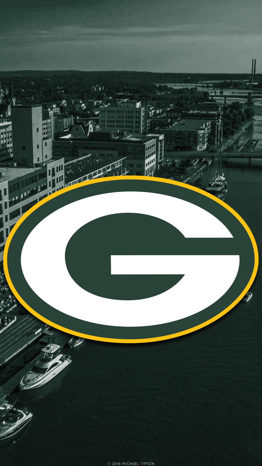 Green Bay Packers Mobile City Wallpaper Green Bay