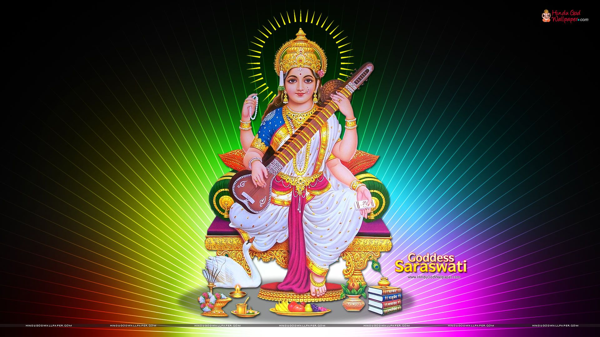 Great Wallpaper Lord Saraswati - e9e5bf64db2480af07c2237fd76c4a2a  HD_673969.jpg