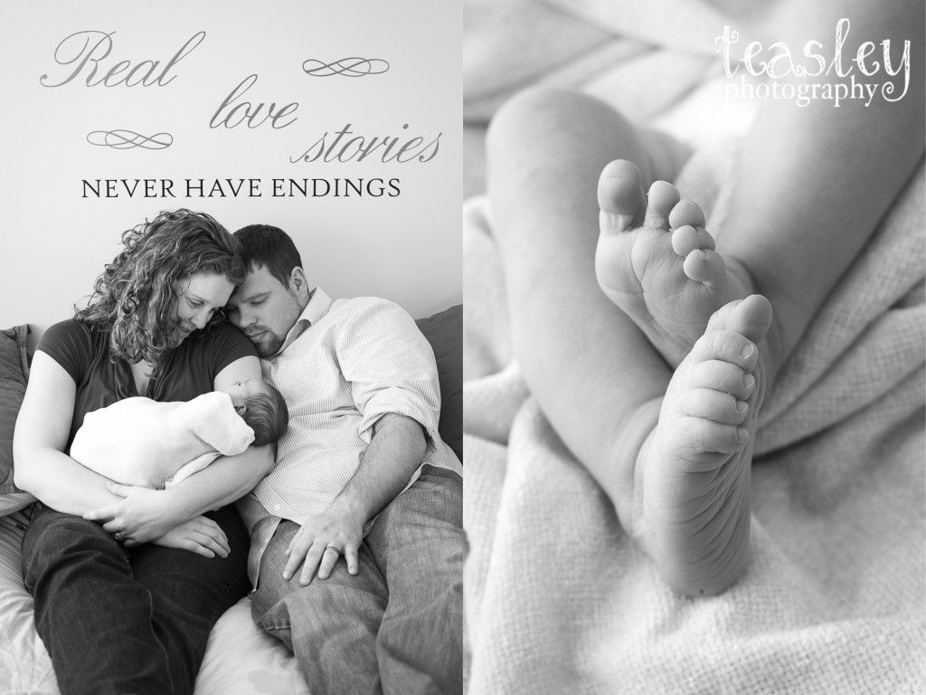 at home newborn photo shoot, family with newborn, casual cozy baby ...