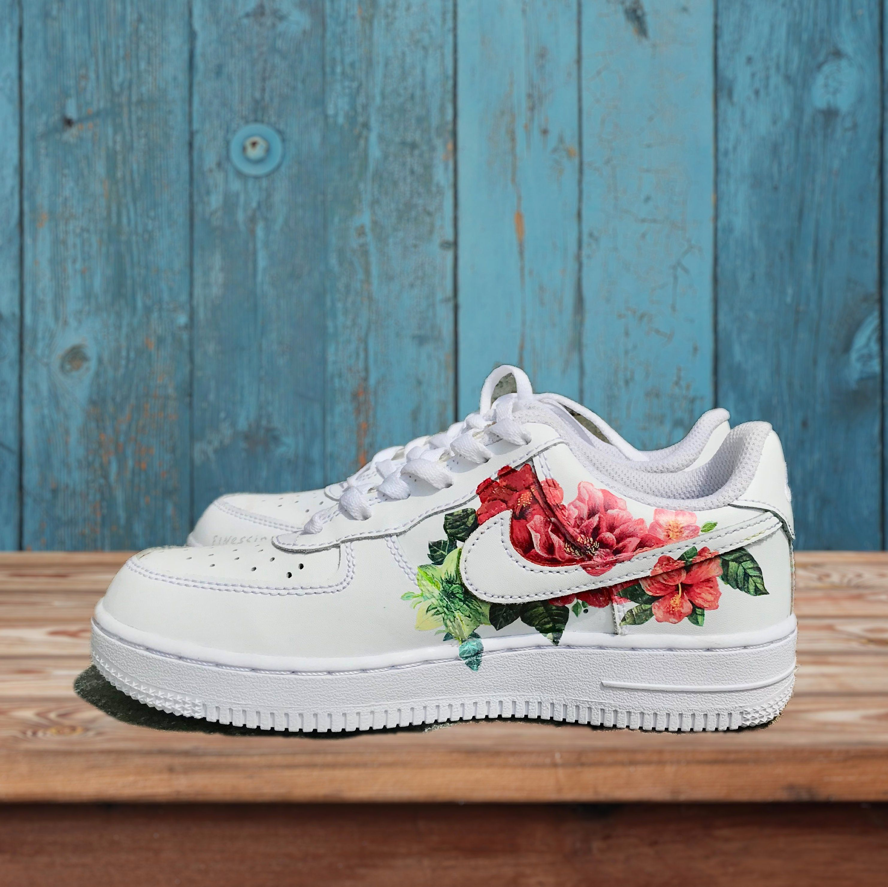Create your own custom sneakers Nike shoes air force