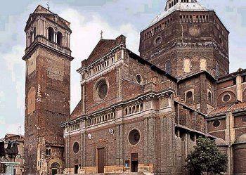Pavia , Duomo S.Stefano