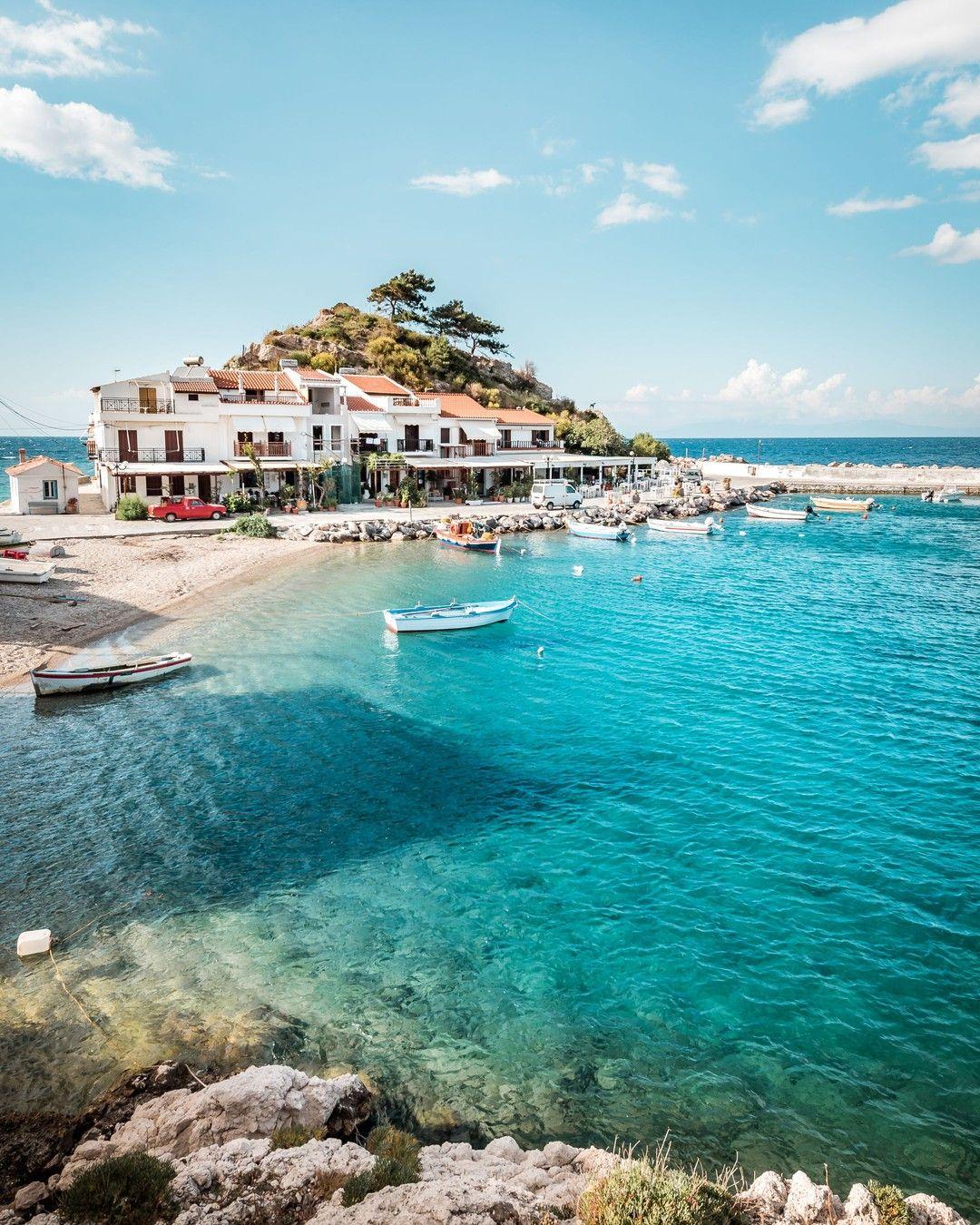 Greecemoments Posted To Instagram Samos Griechenland Fur Welchen Urlaubstyp Ist Die Insel Geeignet Samos Ist Vor Allem E Reizen Griekenland Afbeeldingen
