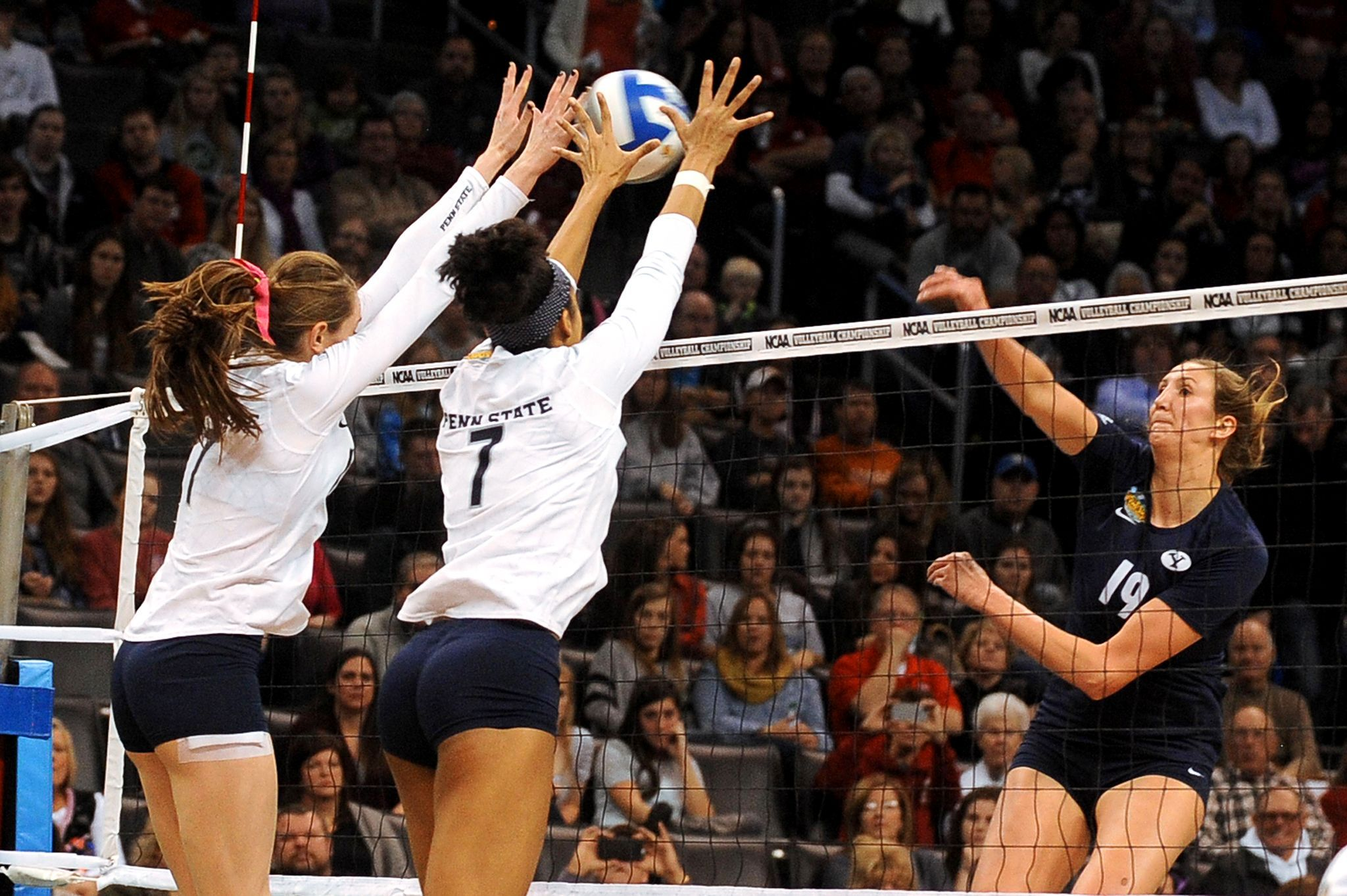 2014 Ncaa Women S Volleyball Championship Deportes Combas