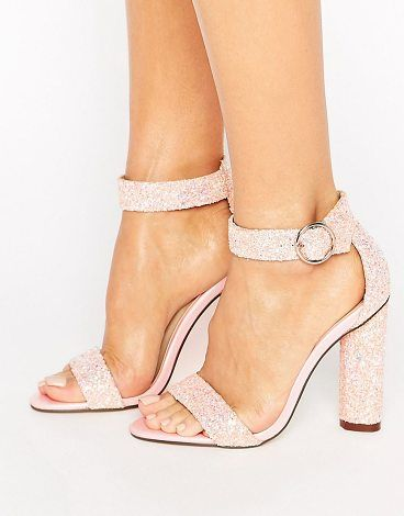 2aa1a3ec750 On SALE at 44% OFF! Barely There Heel Sandal by Truffle Collection. Shoes  by Truffle