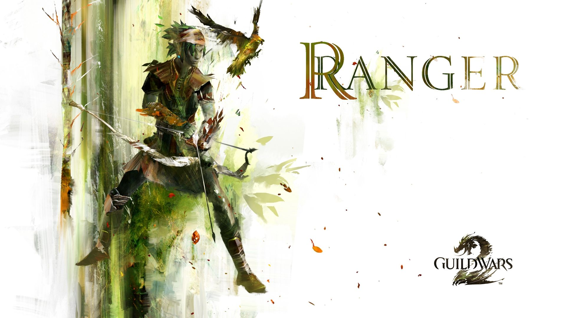 The Ranger - bring your companion and head straight to the heat of the battle!