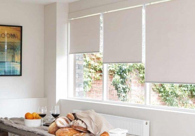 30 ideas de cortinas modernas, venecianas, estores y paneles ...