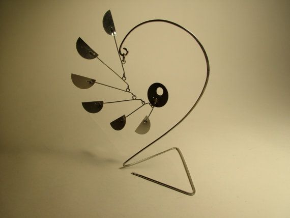 Sculture Mobili ~ Modern art sculpture mobile stabile very small by frithstabiles