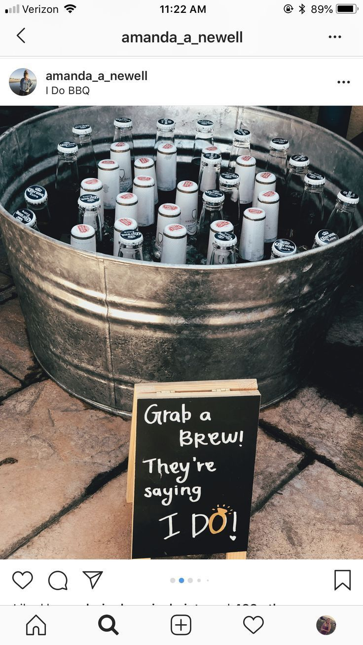 I Do BBQ Engagement Party #bachelorettepartyideas I Do BBQ Engagement Party!!