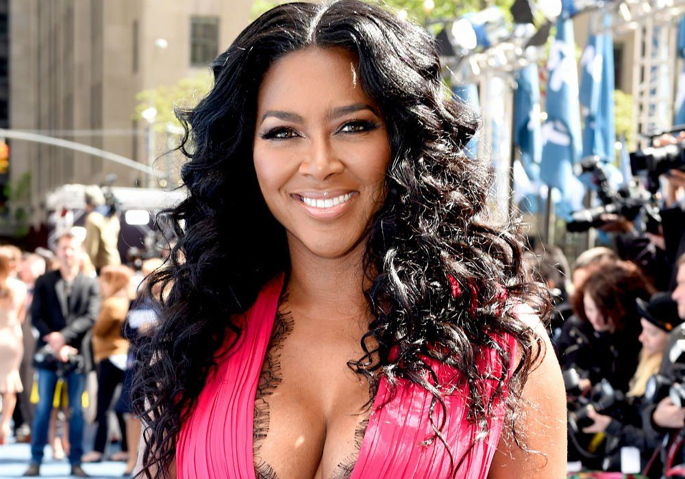 Kenya Moore Needs Her Peach More Than Ever! Pregnant Star
