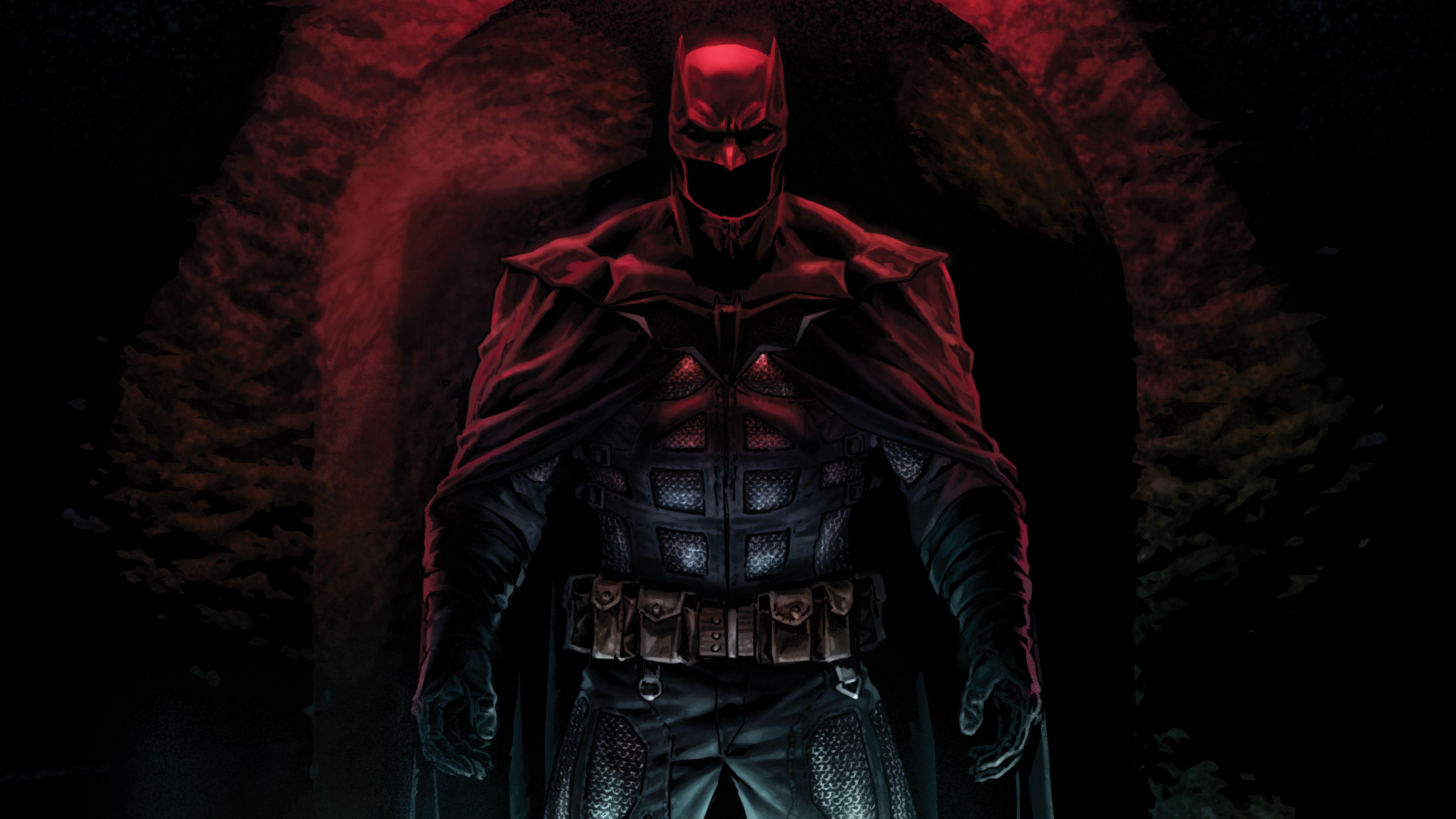 batman hd 4k 5k artwork superheroes digital art art