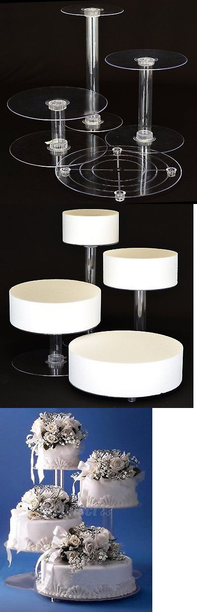 Wedding Cake Stands And Plates Tier Wedding Cake Stand